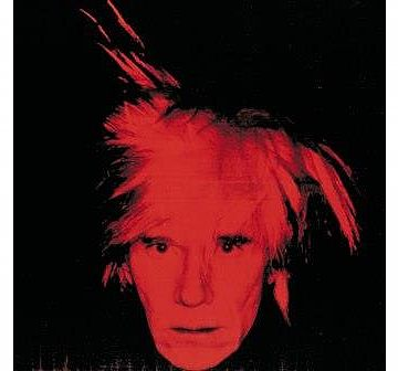 andy warhol self portrait 1986 (הגדל)